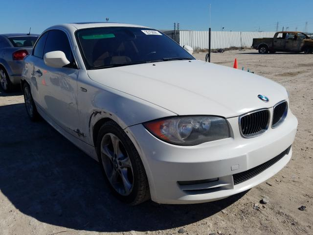 BMW 128 I Vehiculos salvage en venta: 2011 BMW 128 I