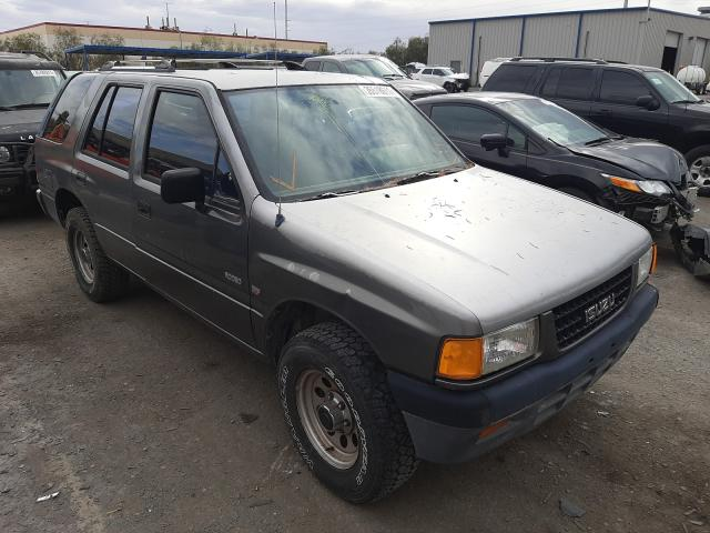 Isuzu Rodeo S salvage cars for sale: 1993 Isuzu Rodeo S