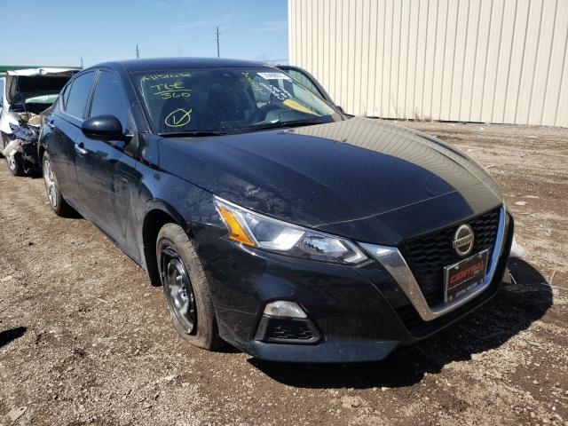 Nissan salvage cars for sale: 2021 Nissan Altima S