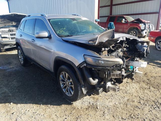 Vehiculos salvage en venta de Copart Helena, MT: 2019 Jeep Cherokee L
