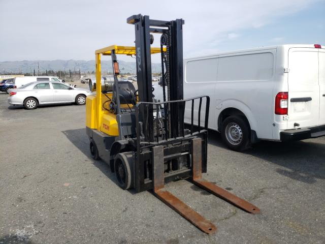 Salvage cars for sale from Copart San Martin, CA: 2008 TCM Forklift
