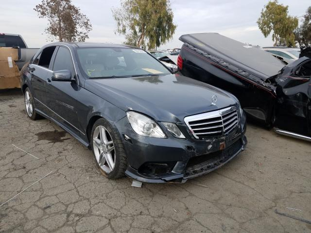 Salvage cars for sale from Copart Martinez, CA: 2011 Mercedes-Benz E 350