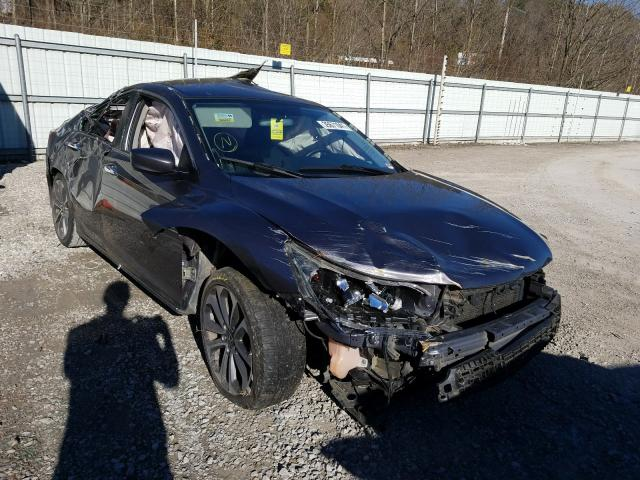 Salvage cars for sale from Copart Hurricane, WV: 2014 Honda Accord Sport
