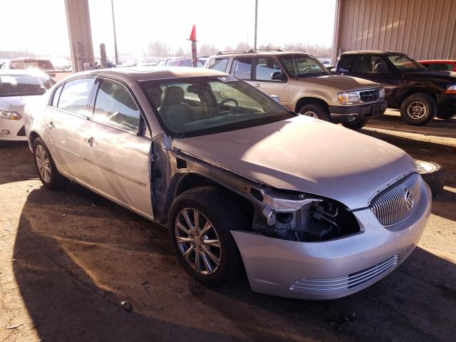 Buick salvage cars for sale: 2009 Buick Lucerne CX