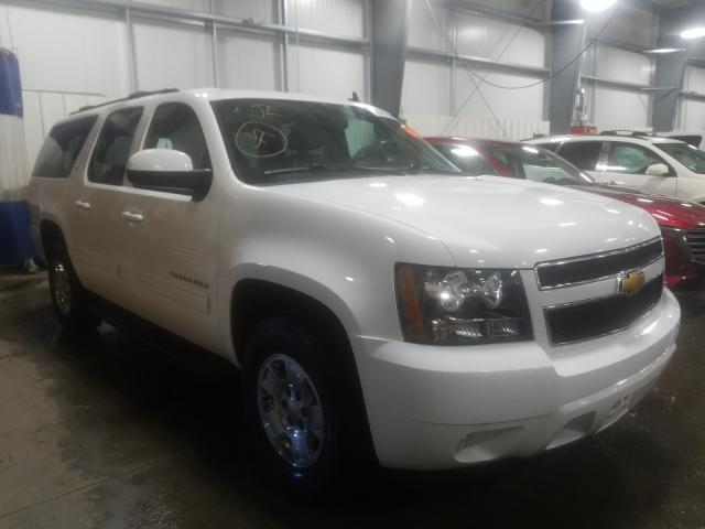 Chevrolet Suburban K salvage cars for sale: 2013 Chevrolet Suburban K