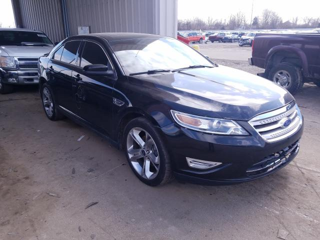 Salvage 2012 FORD TAURUS - Small image. Lot 34930971