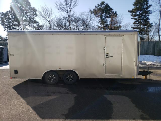 H&H Trailer salvage cars for sale: 2017 H&H Trailer