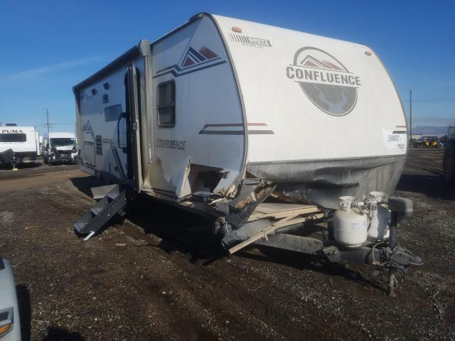 Camp Sprinter salvage cars for sale: 2021 Camp Sprinter