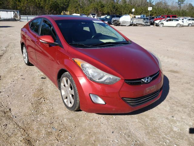 2012 Hyundai Elantra for sale in Charles City, VA
