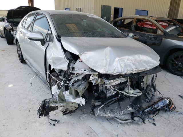 Salvage cars for sale from Copart Homestead, FL: 2020 Toyota Corolla SE