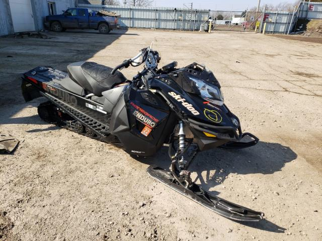 Salvage cars for sale from Copart Davison, MI: 2017 Skidoo Renegade