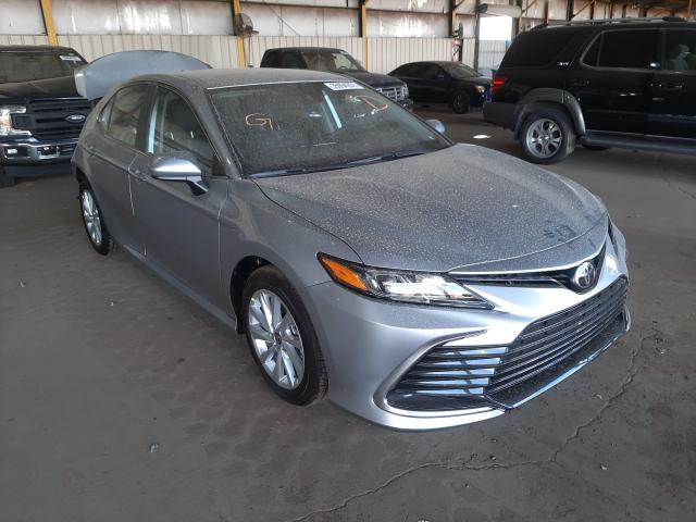Salvage cars for sale from Copart Phoenix, AZ: 2021 Toyota Camry LE