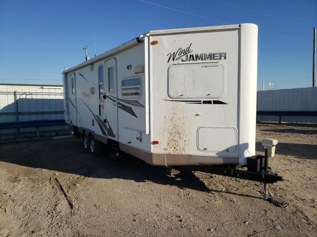 Rockwood salvage cars for sale: 2009 Rockwood Trailer