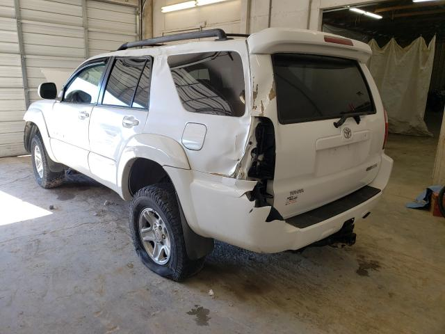 2007 TOYOTA 4RUNNER SR - Right Front View