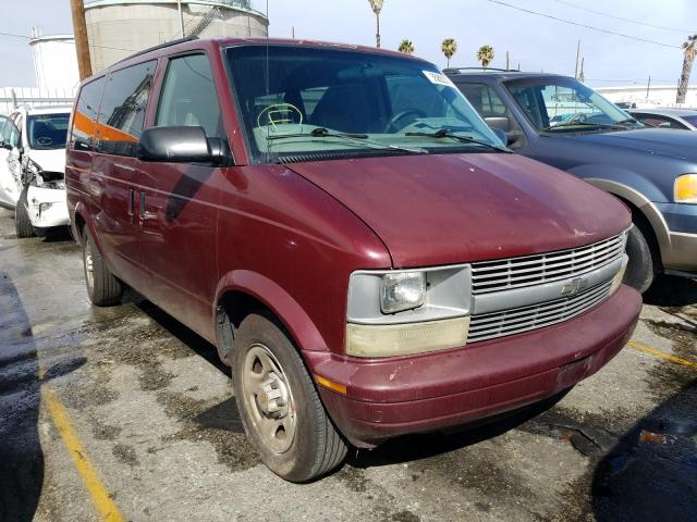 Salvage cars for sale from Copart Wilmington, CA: 2004 Chevrolet Astro