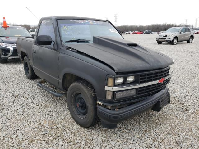 Salvage cars for sale from Copart Memphis, TN: 1988 Chevrolet GMT-400 C1