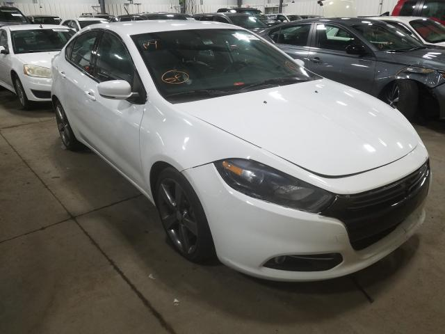 Dodge Dart salvage cars for sale: 2014 Dodge Dart