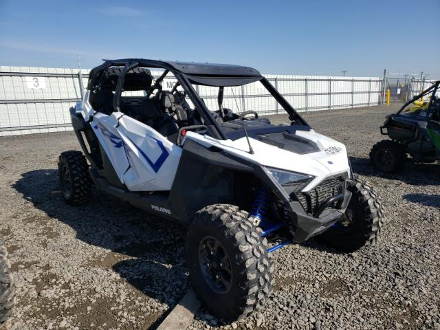 Salvage cars for sale from Copart Airway Heights, WA: 2020 Polaris RZR XP