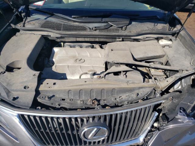 2012 LEXUS RX 350 2T2BK1BAXCC154171