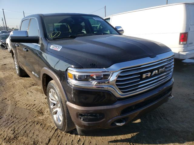 Vehiculos salvage en venta de Copart Los Angeles, CA: 2020 Dodge RAM 1500 Longh
