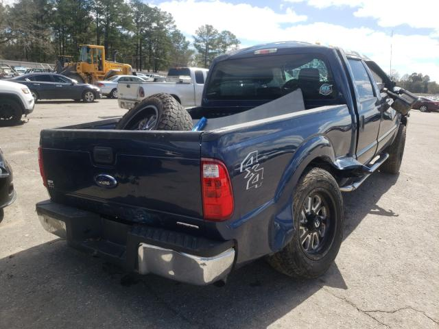 2016 FORD F-150 - Right Rear View