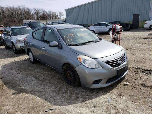 2012 Nissan Versa S for sale in Hampton, VA