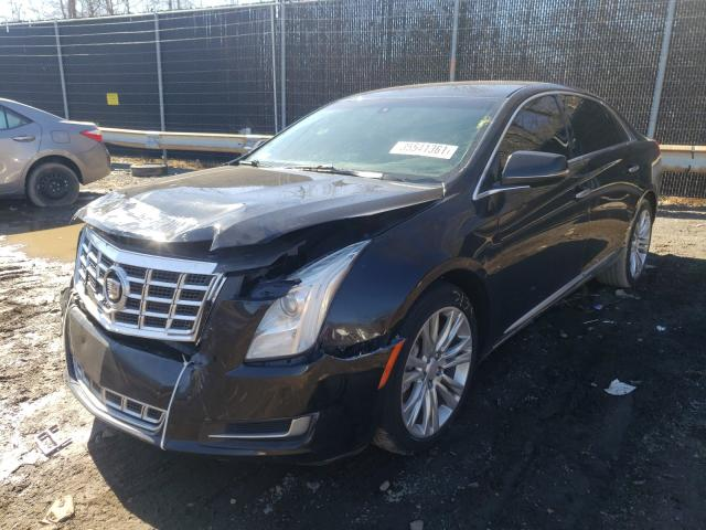 2014 CADILLAC XTS - Left Front View