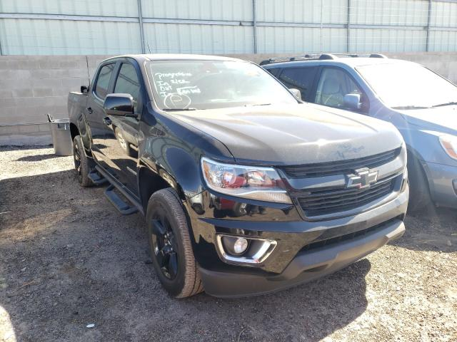 Salvage cars for sale from Copart Albuquerque, NM: 2016 Chevrolet Colorado L