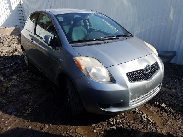 Rental Vehicles for sale at auction: 2008 Toyota Yaris