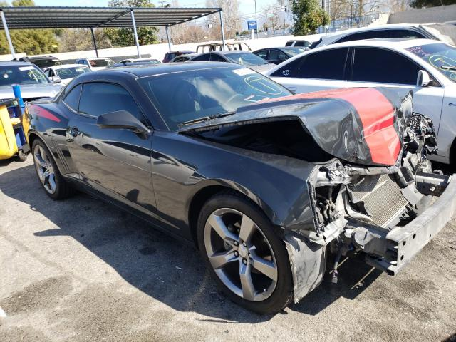 Chevrolet Camaro LT salvage cars for sale: 2012 Chevrolet Camaro LT