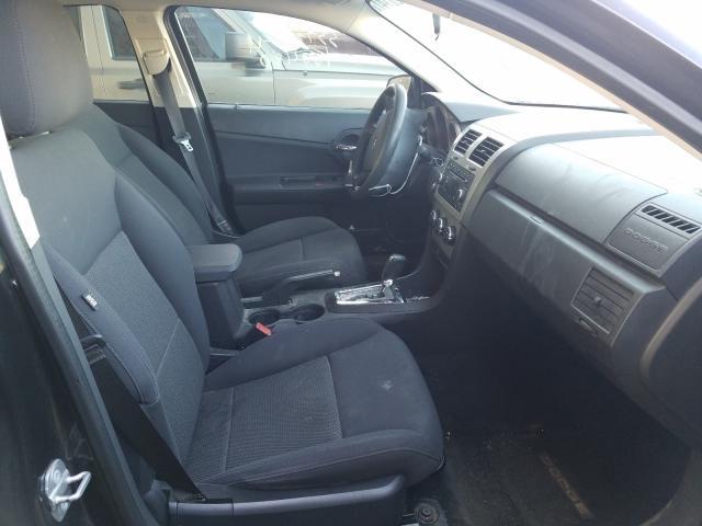 2010 DODGE AVENGER SX - Left Rear View