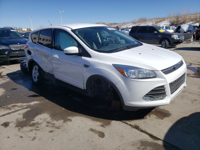 2016 Ford Escape SE en venta en Littleton, CO