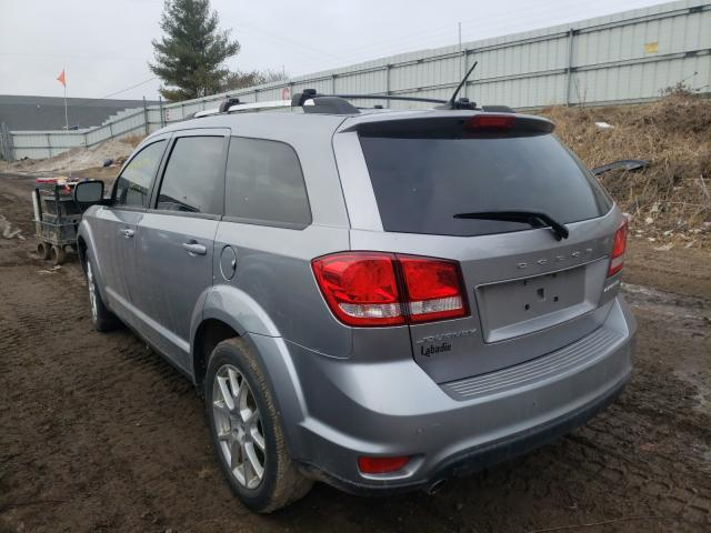 2015 DODGE JOURNEY SX - Right Front View