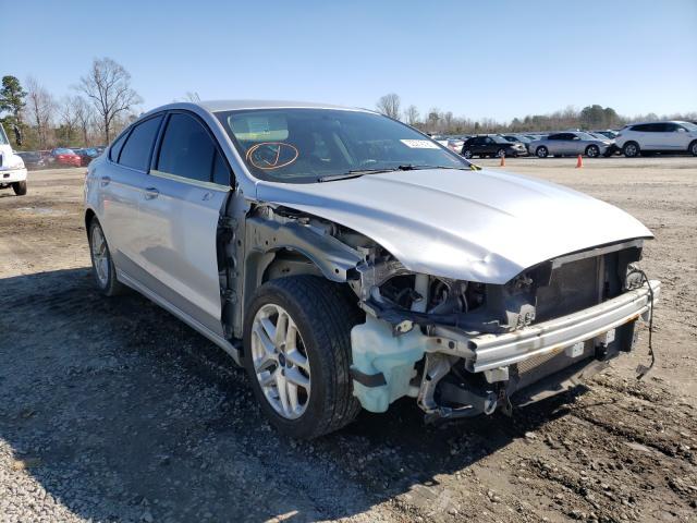 Ford Vehiculos salvage en venta: 2015 Ford Fusion SE