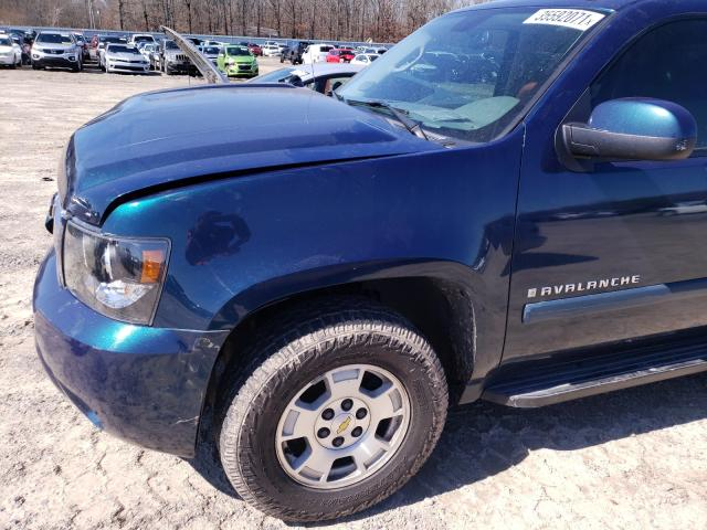 2007 CHEVROLET AVALANCHE - Other View