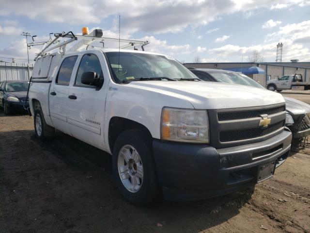 Salvage cars for sale from Copart Finksburg, MD: 2010 Chevrolet Silverado
