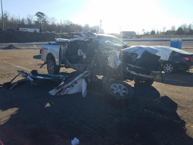 Salvage cars for sale from Copart Concord, NC: 2015 Ford F150 Super