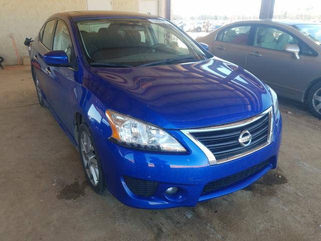 Nissan Sentra S salvage cars for sale: 2014 Nissan Sentra S