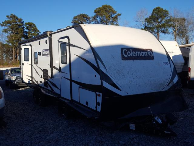Coleman salvage cars for sale: 2021 Coleman Dutchman