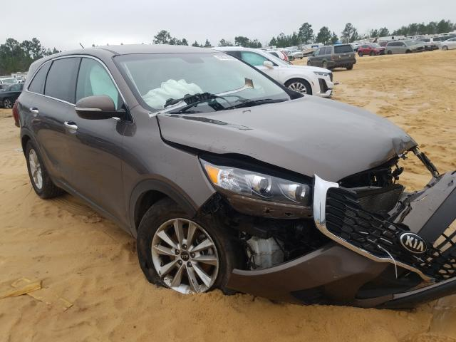 Salvage cars for sale from Copart Gaston, SC: 2020 KIA Sorento S