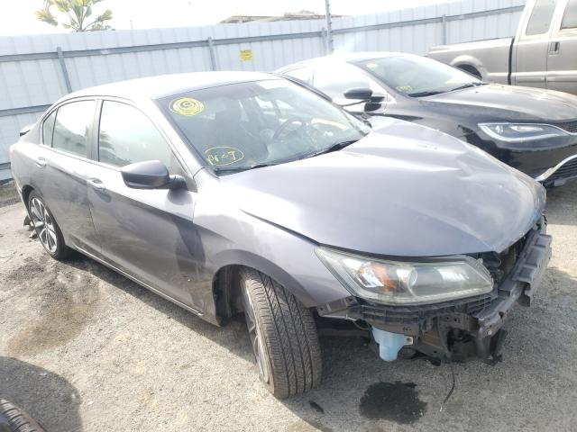Salvage cars for sale from Copart Martinez, CA: 2014 Honda Accord Sport