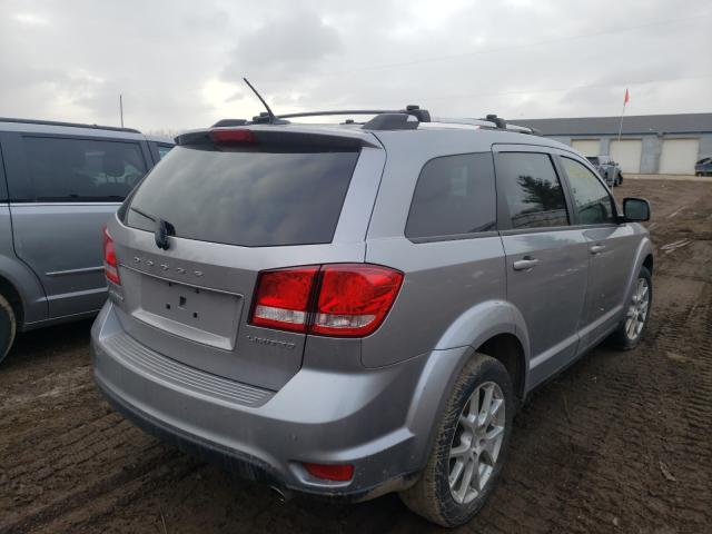 2015 DODGE JOURNEY SX - Right Rear View