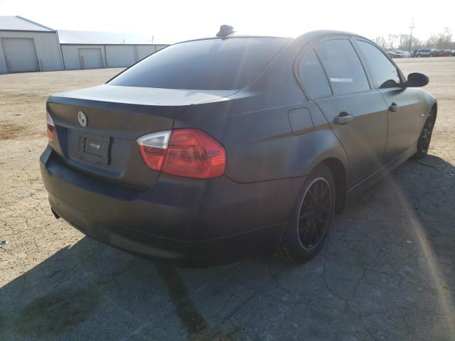 2008 BMW 328 I SULE - Right Rear View