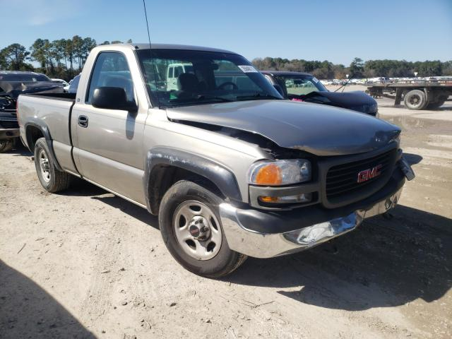 GMC Sierra salvage cars for sale: 2001 GMC Sierra