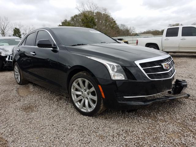 Cadillac ATS salvage cars for sale: 2018 Cadillac ATS