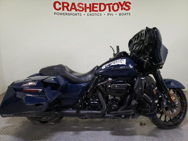 Salvage cars for sale from Copart Dallas, TX: 2019 Harley-Davidson Flhxs
