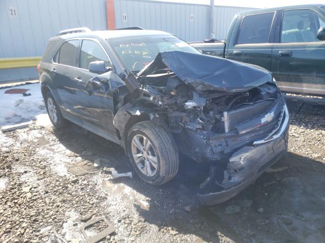 Vehiculos salvage en venta de Copart Cudahy, WI: 2011 Chevrolet Equinox LT