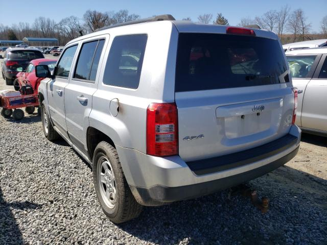 2011 JEEP PATRIOT SP - Right Front View