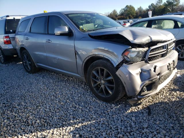 Dodge salvage cars for sale: 2018 Dodge Durango GT