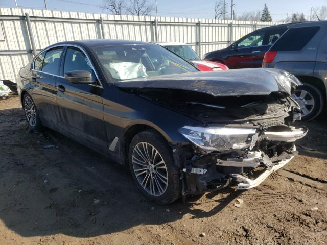 BMW 540 XI salvage cars for sale: 2019 BMW 540 XI